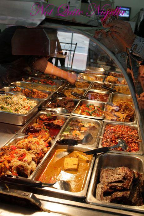 food tour pondok display