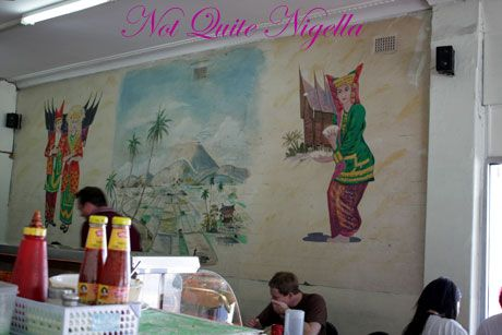 food tour wall