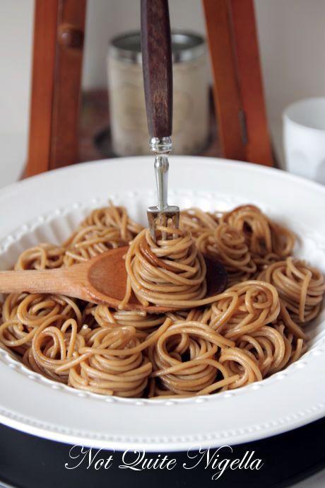 vegemite spaghetti