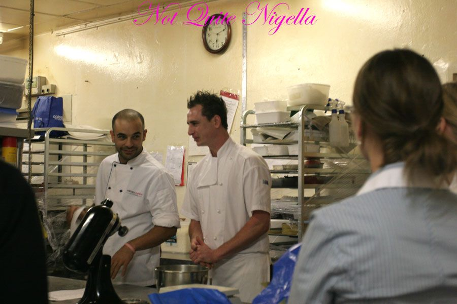 Adriano Zumbo Cooking classes introductions