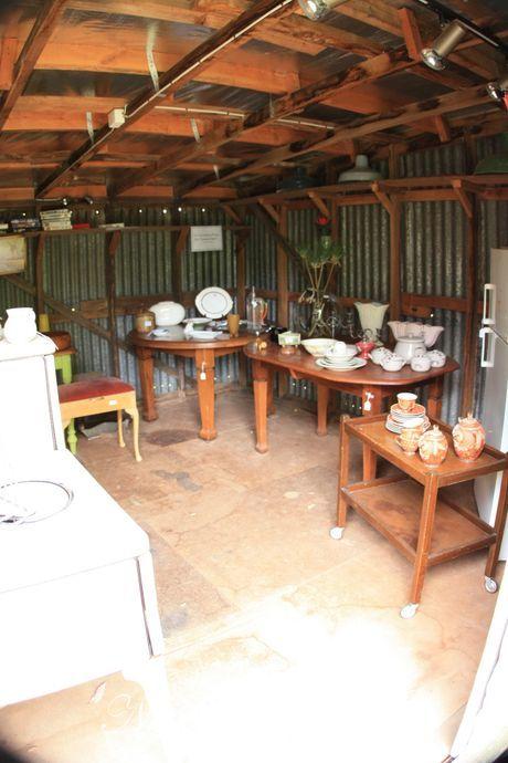 megalong tea room