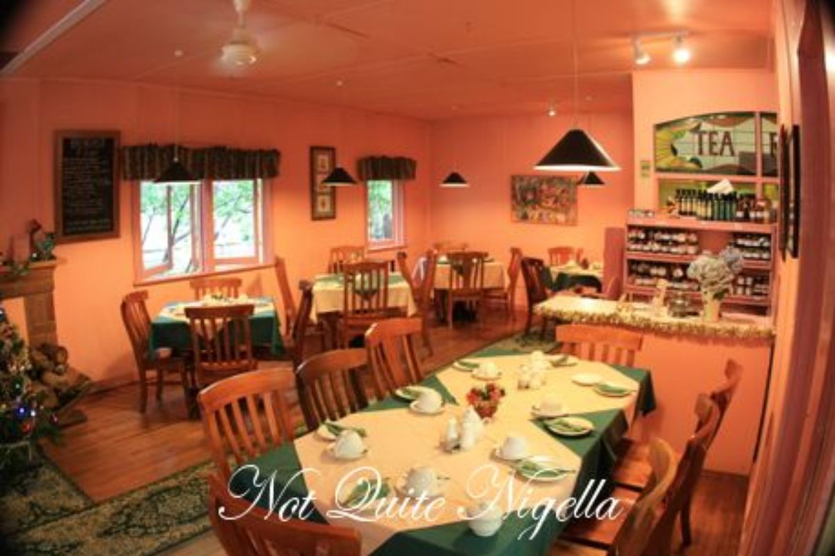 Megalong Valley Tea Rooms Address