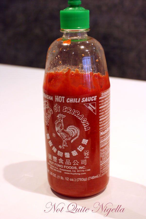 Menya Ramen Chili sauce