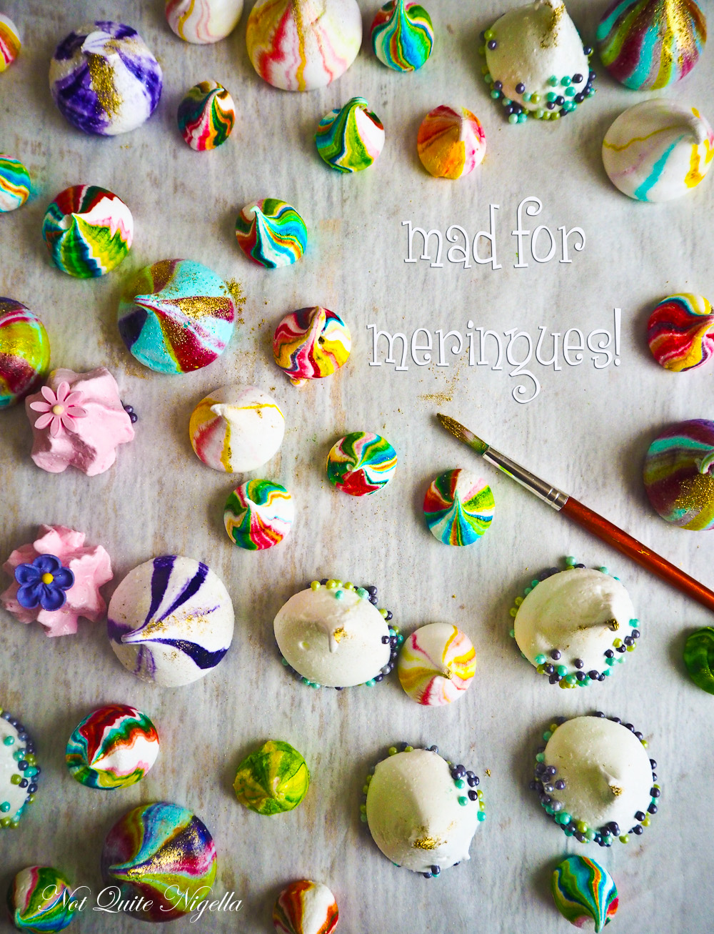 Meringue Recipes