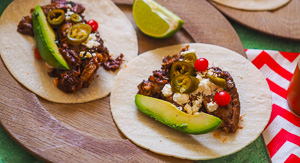 AUTHENTIC Mexican Birria Tacos!