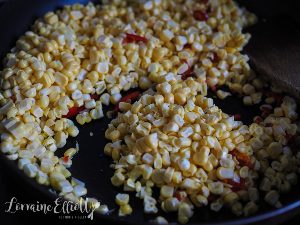 Esquites or Mexican Street Corn Salad