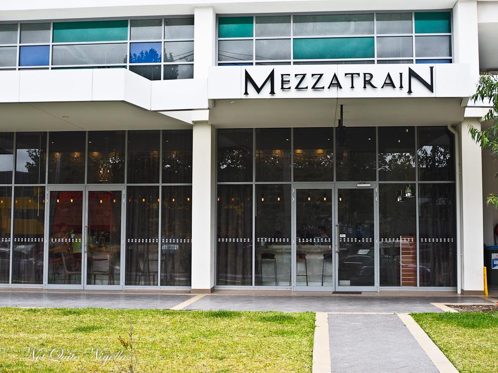 Mezzatrain Mascot