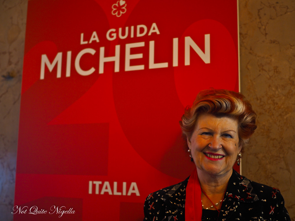 Michelin Awards 2017 Italy Parma