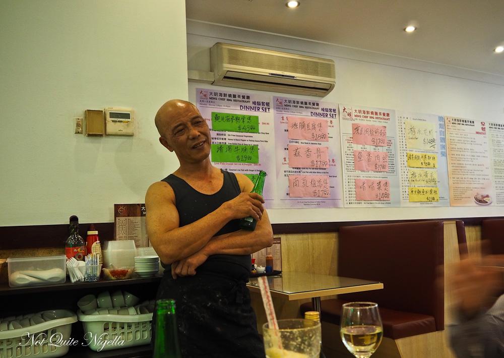 Ming Chef Kogarah