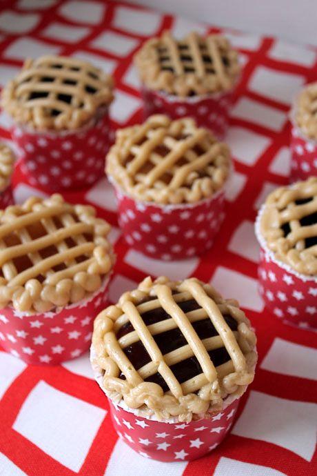 american pie cupcakes