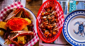 Miss Katie's Crab Shack, Collingwood, Melbourne