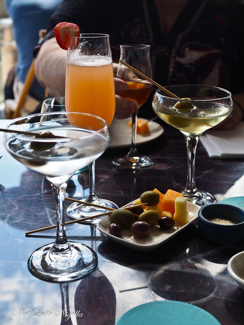 Molo Wine Bar, Woolloomoolloo Finger Wharf