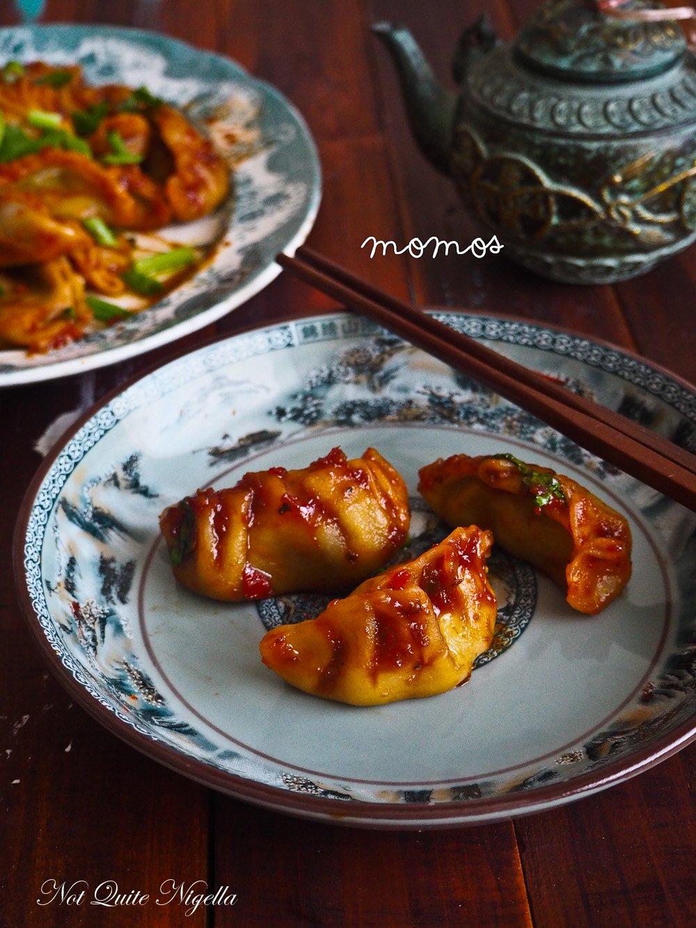 Dumpling Momo Recipe