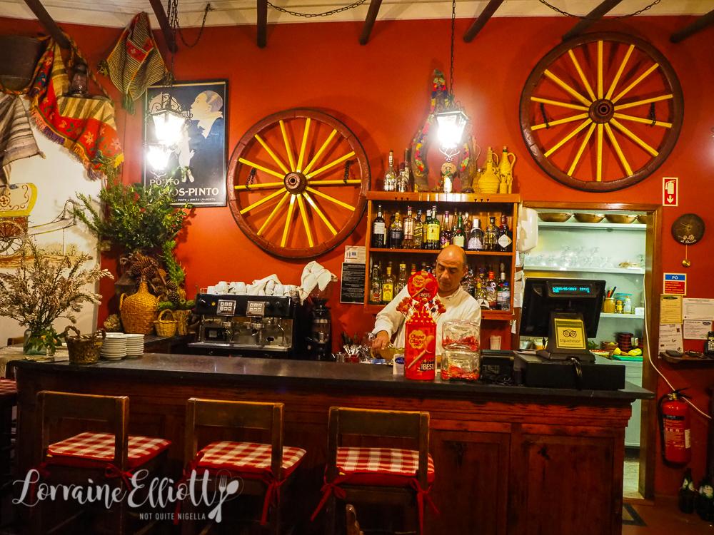 Monchique, Algarve, Portugal food travel