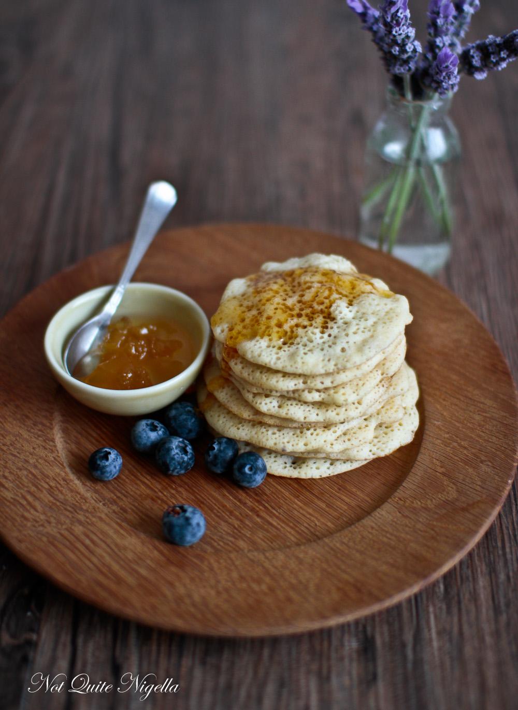 Moroccan Beghrir Pancakes