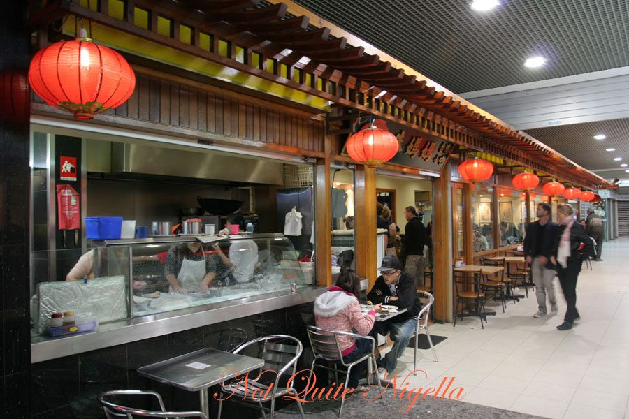 Mother Chu's Taiwanese Gourmet at Haymarket, Chinatown