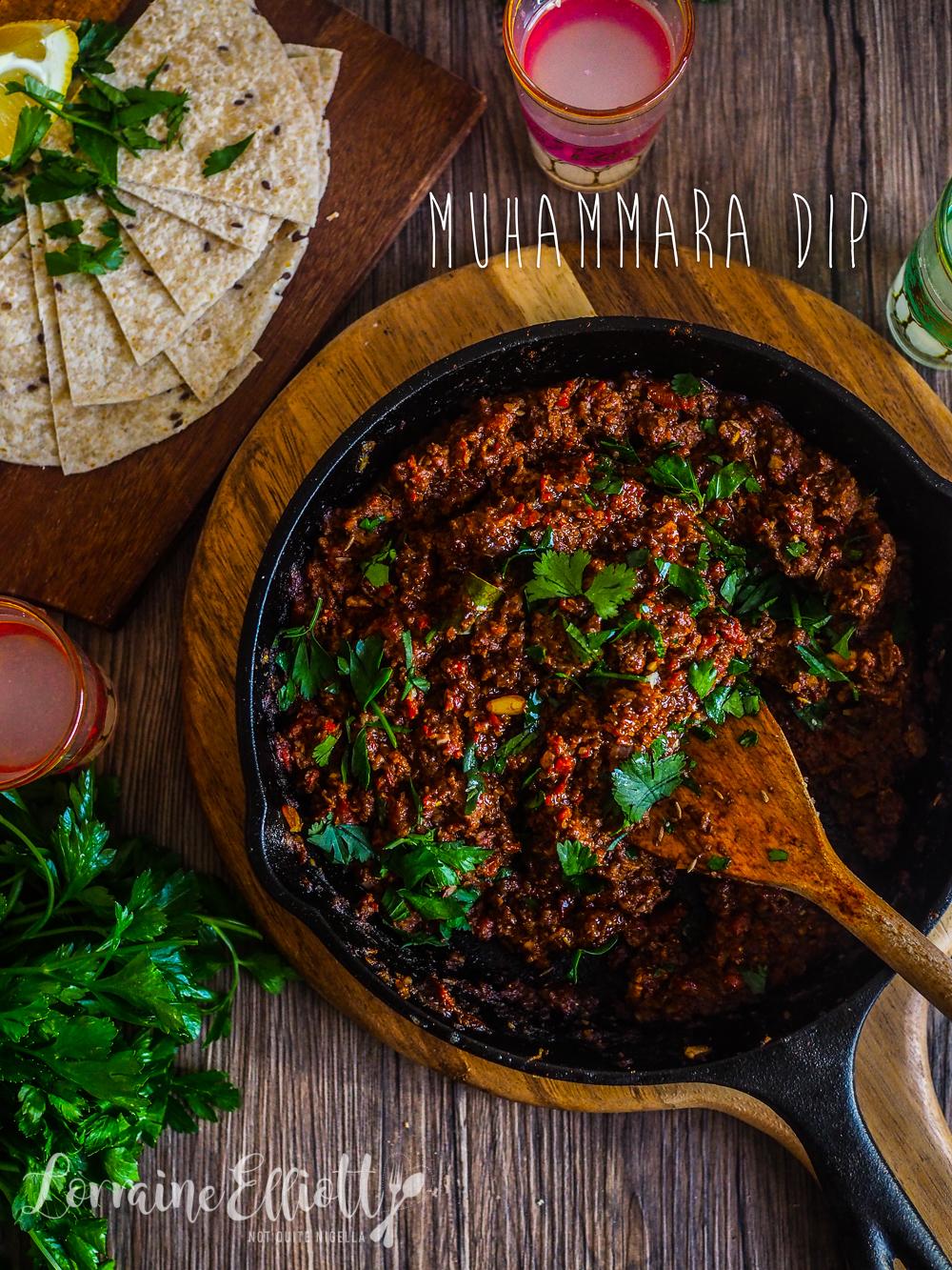 Muhammara Dip Vegan