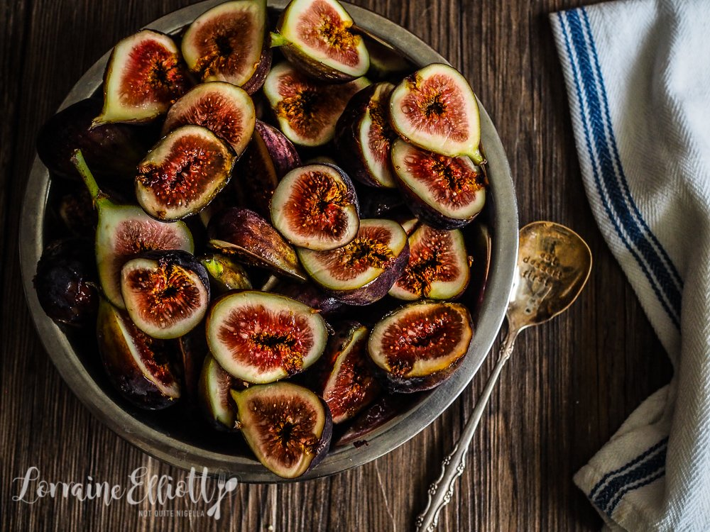 Mulled Wine figs