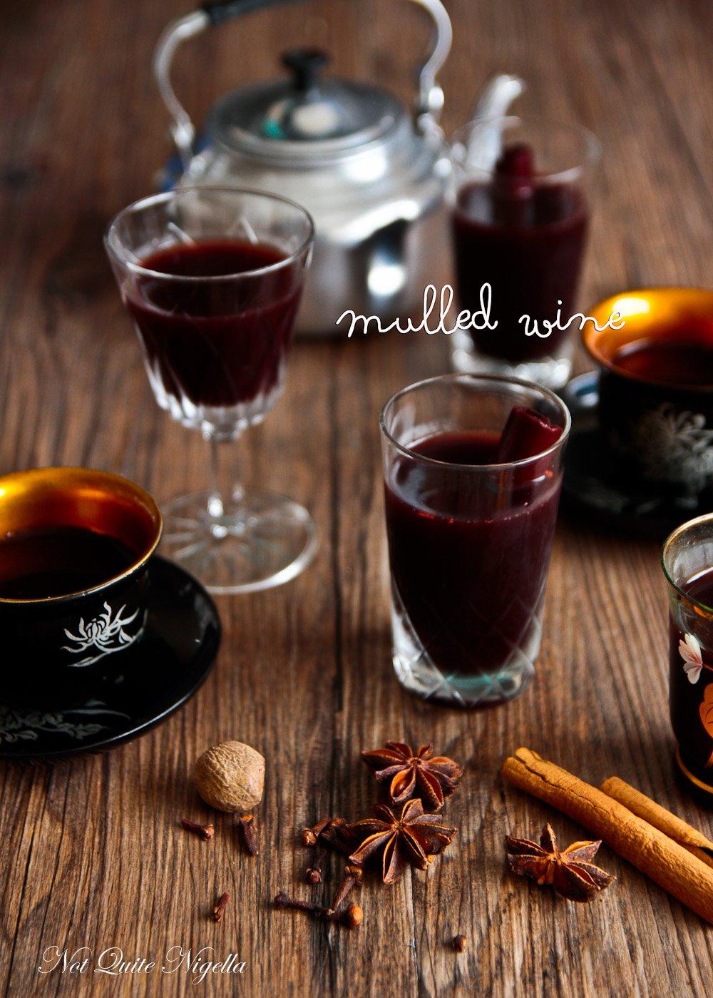 Mulled Wine Cider