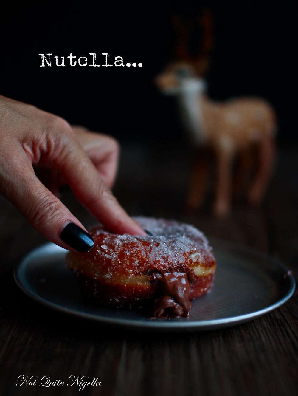 Minkki Bombolini Donut Recipe