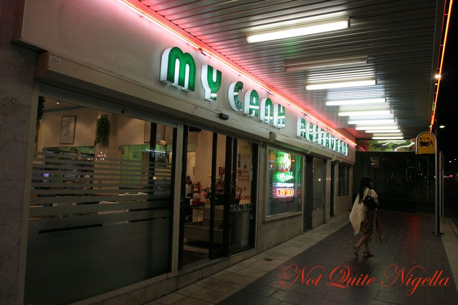 My Canh Vietnamese restaurant at Bankstown