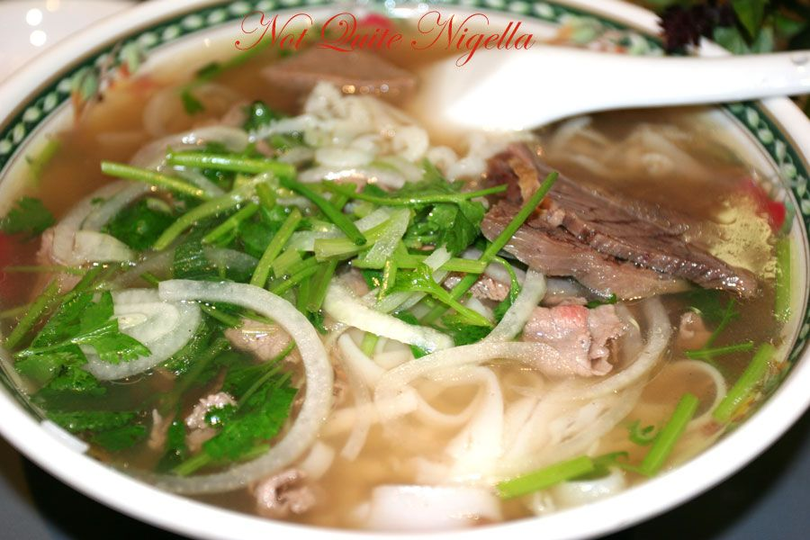 My Canh Vietnamese restaurant at Bankstown Special Beef Pho