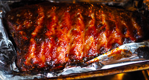 My Mother's Delicious & Easy Chinese Saucy Pork Ribs