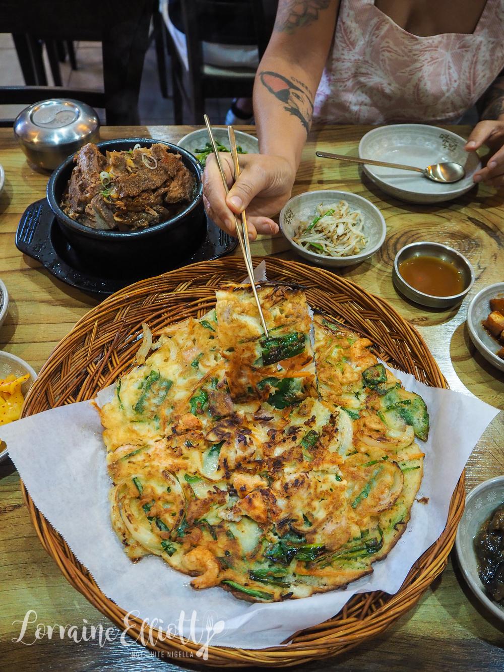 Myeongdong Korean Restaurant, North Strathfield