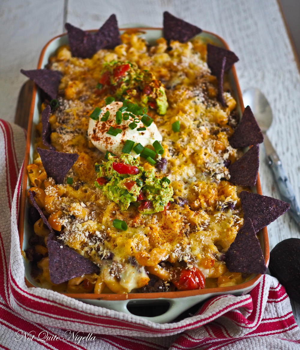 Nachos Mac and Cheese