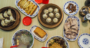 Nanjing Dumpling, Haymarket