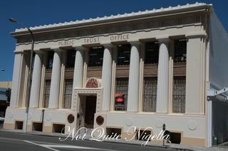 napier art deco city