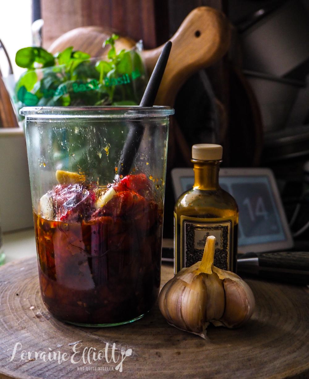 Nduja Fileja with Roasted Cherry Tomato Sauce