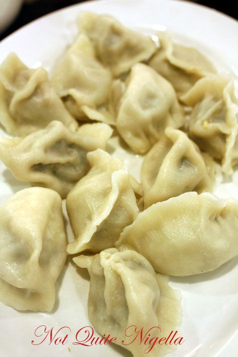 New Shanghai Chinese Restaurant, Chatswood and how to eat a soup dumpling