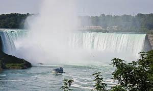 Next Stop: Niagara Falls!