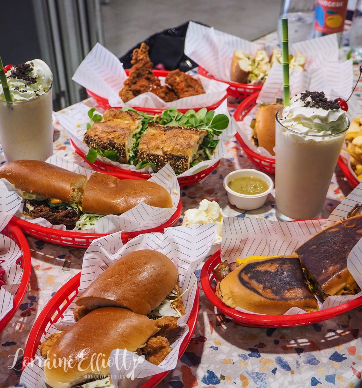 Nighthawk Diner, Alexandria