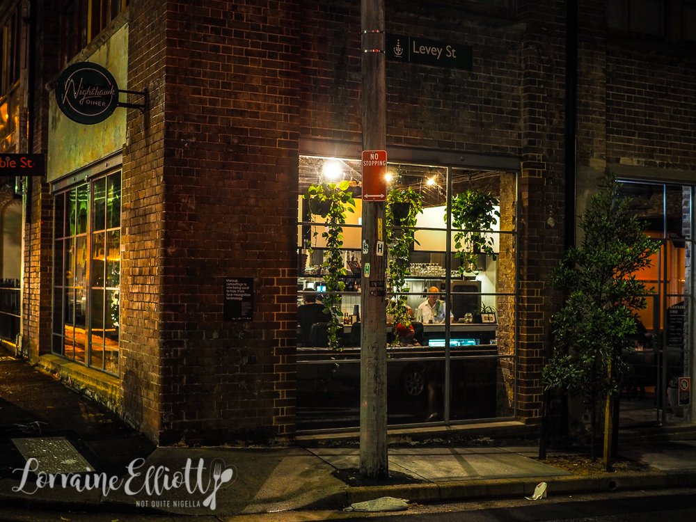 The Nighthawk Diner, Chippendale