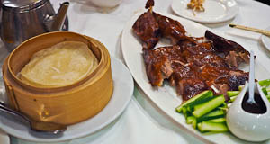 A Chinese New Year Family Dinner at Nine Dragons, Haymarket