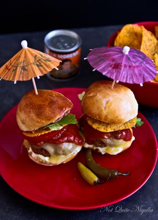 nachos sliders