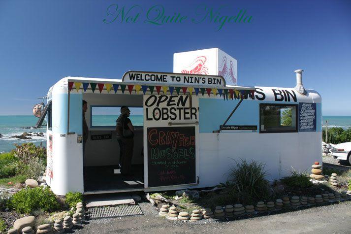 Nin's Bin, Kaikoura, New Zealand
