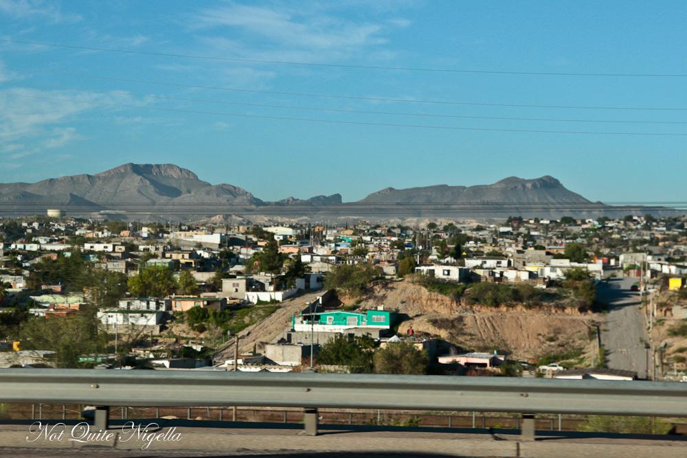 USA Road Trip New Mexico San Antonio