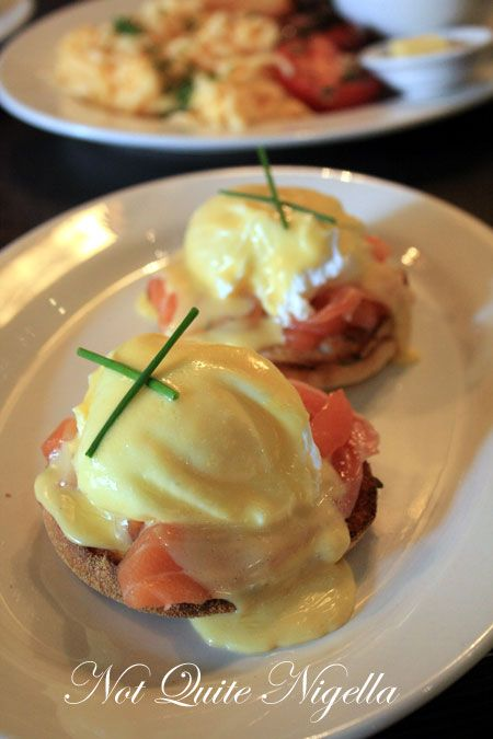 no 9 potts point eggs benedict