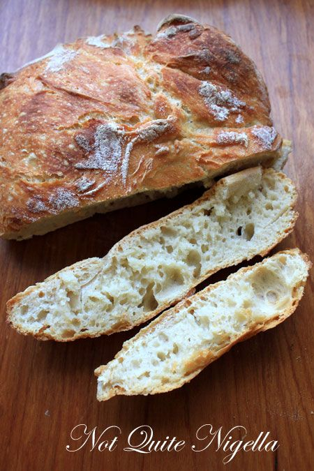 no knead bread 4