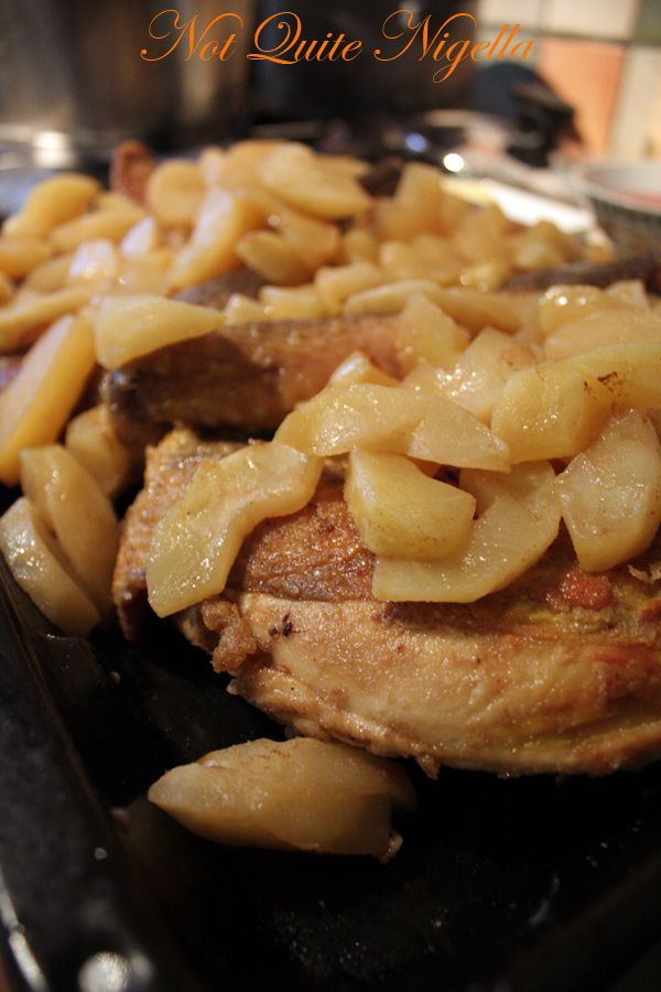 Normandy Guinea Fowl with perfect roast potatoes