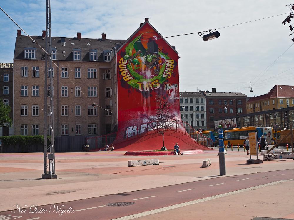 Vesterbro Norrebro Copenhagen