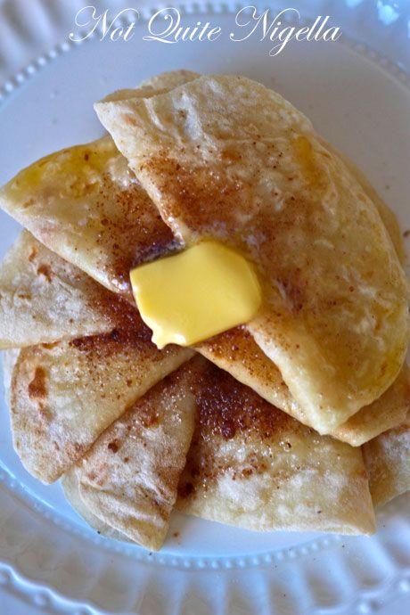 norwegian lefse recipe