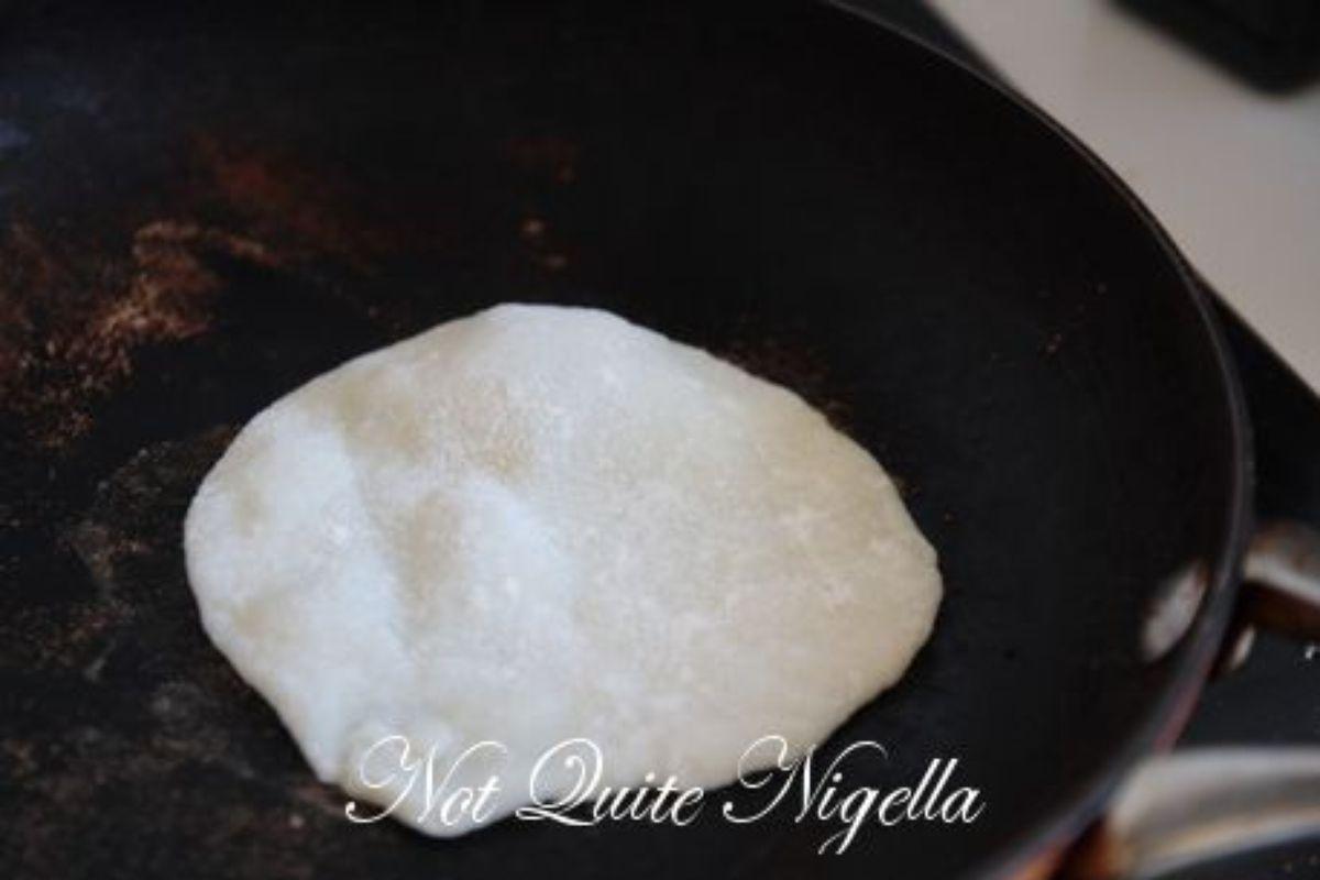 Norwegian Lefse - Potato Pancakes With Butter & Cinnamon Sugar