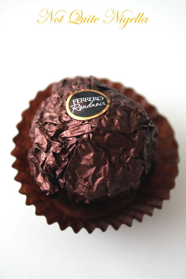Not Quite Nigella Turns 2 & We Celebrate With A Tobie Puttock & Ferrero Rondnoir Competition!