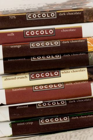 NQN competition: Cocolo Organic Fairtrade Chocolate Giveaway!
