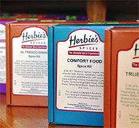 Herbies Spice Kits