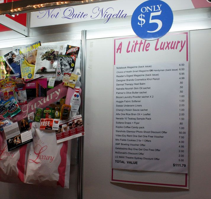 NQN's adventure at the Sydney Royal Easter Show